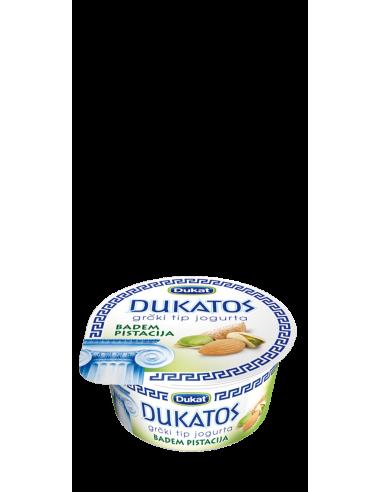Dukatos grčki jogurt, okus badem -...