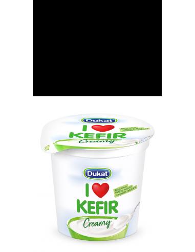 Dukat I love kefir, kefir, Creamy, 300 g