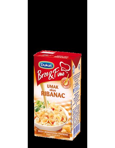 Brzo & Fino umak, okus ribanac, 200 ml