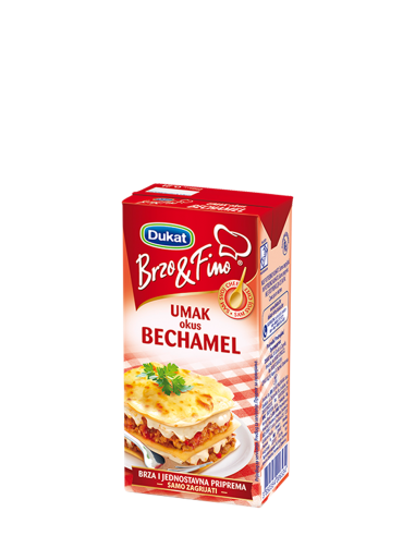 Brzo & Fino umak, okus bechamel, 200 ml