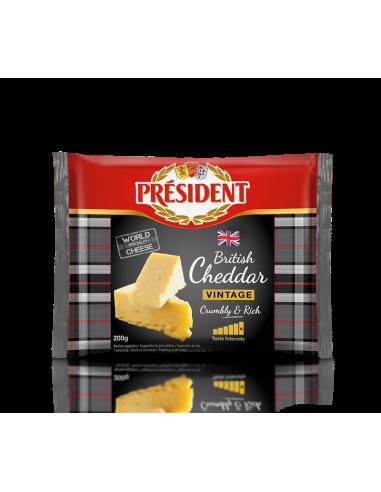 President British  Cheddar - vintage,...