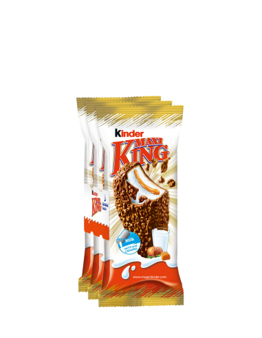 Kinder Maxi King, 3x35 g