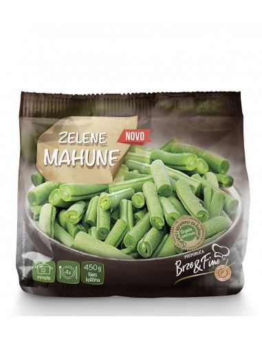 Zelene mahune, 450 g
