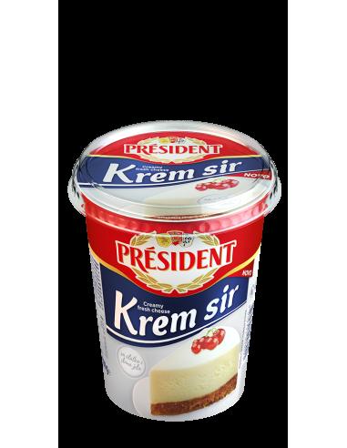 President krem svježi sir, 500 g