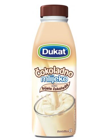 Dukat čokoladno mlijeko, okus bijela...