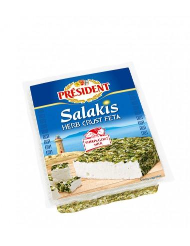 President Salakis feta sa začinskim...