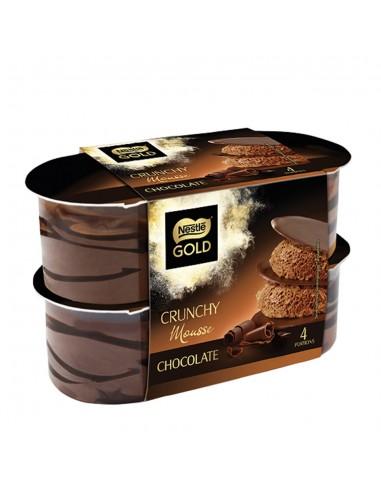 Nestlé Gold Crunchy mousse s...