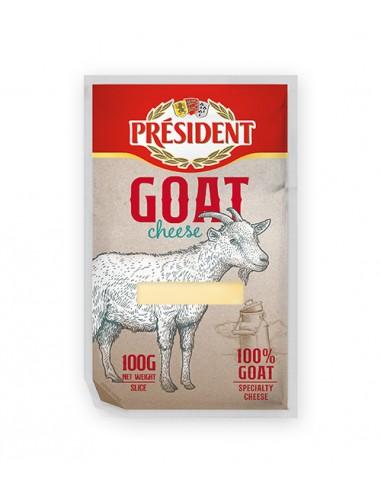 President kozji sir, narezan, 100 g