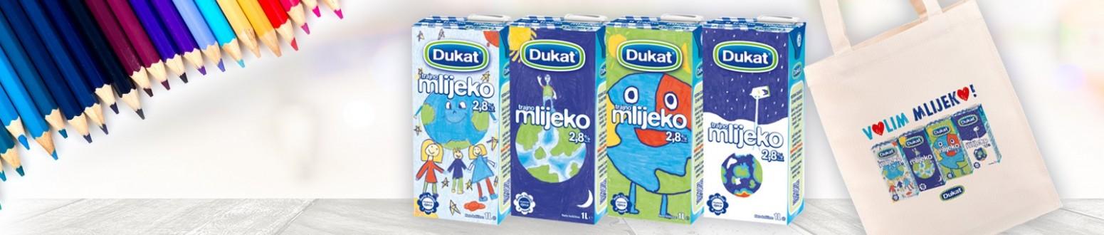 Volim mlijeko